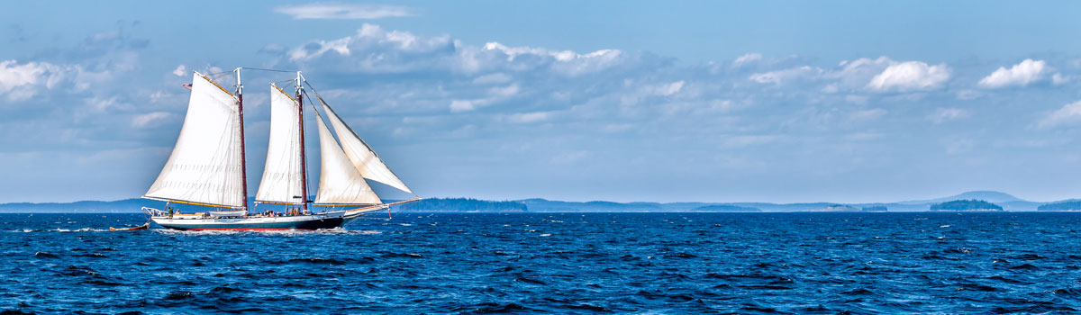 Sailing and Boating off the Maine Coast